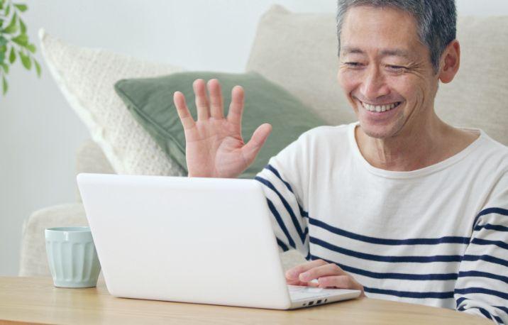 オンライン婚活<40代50代メイン>※奈良・大阪・京都・兵庫在住